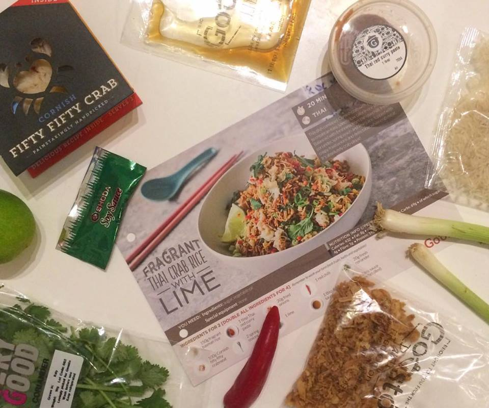 Gousto recipe subscription box review active in london as much as i love cooking i hate coming up with a meal plan for the week im a creature of habit and every week ill eat risotto a quinoa salad with forumfinder Gallery