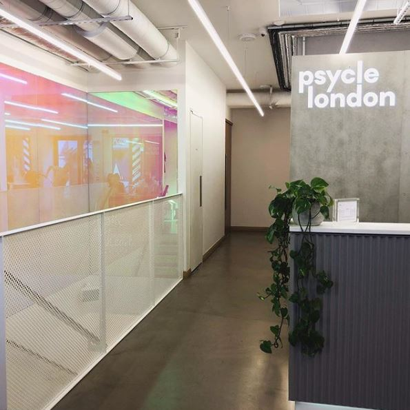 Psycle london shoreditch